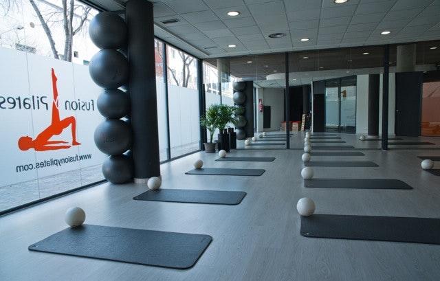 Fusión y Pilates