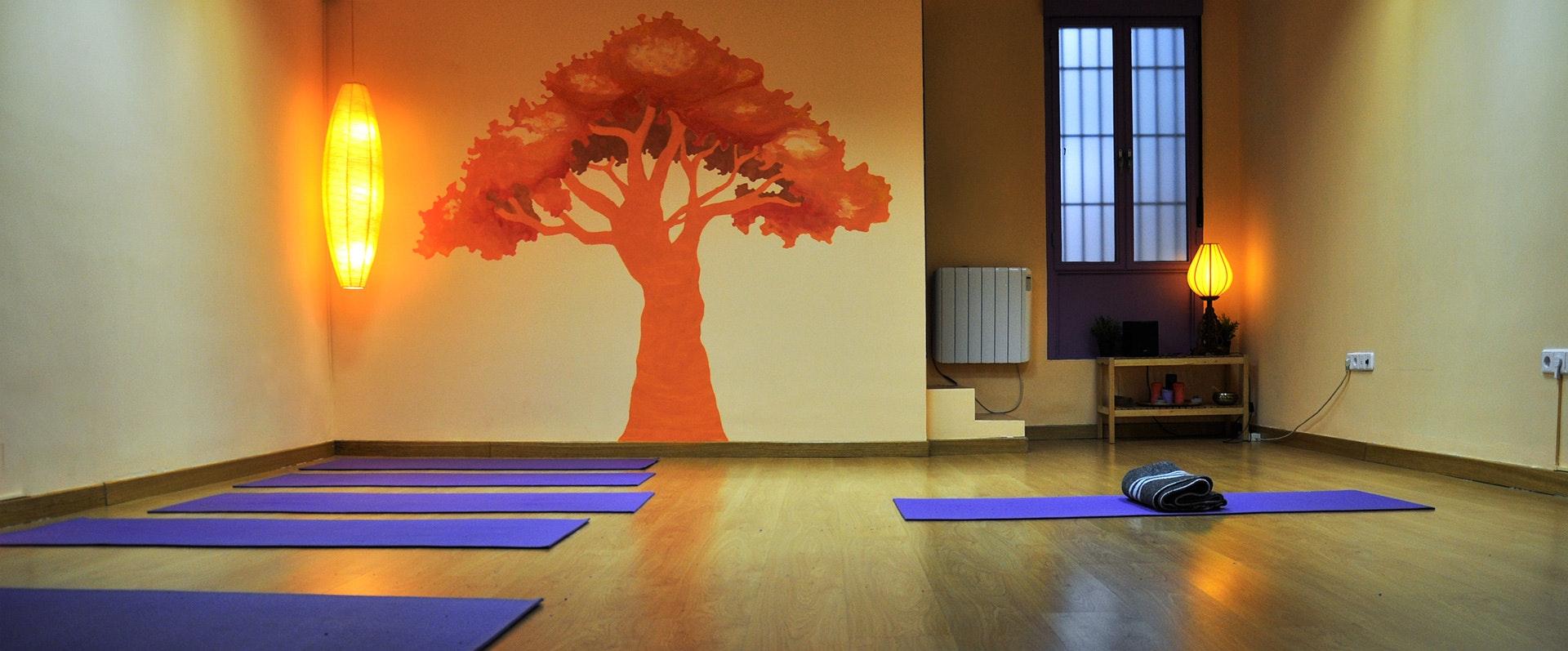 Foto 2 Oferta Gimnasio Dalmai yoga Madrid - GymForLess