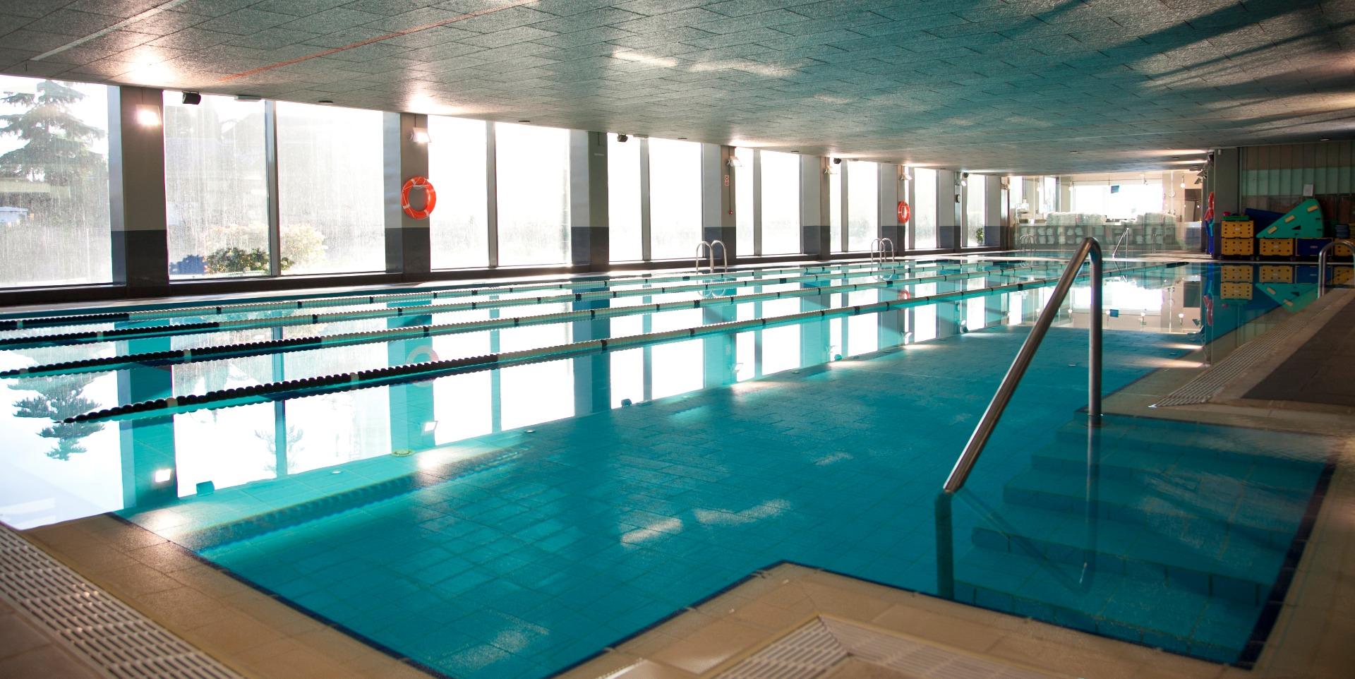 Oferta gimnasio o2 centro wellness sexta avenida pozuelo for Piscinas publicas valencia