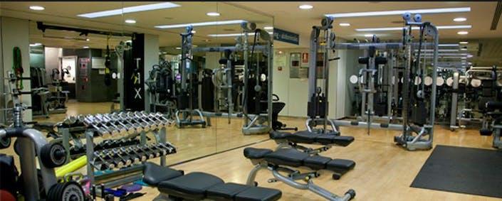Oferta gimnasio o2 centro wellness ram n de la cruz madrid for Gimnasio o2