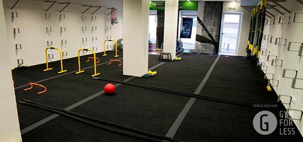 Foto 2 Oferta Gimnasio Infinit Fitness Azca Madrid - GymForLess