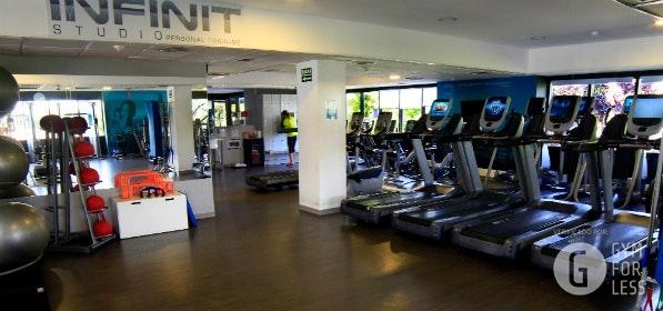 Foto 3 Oferta Infinit Fitness La Moraleja 24H Alcobendas {2} - GymForLess