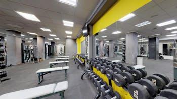 Fitness Fabra gym