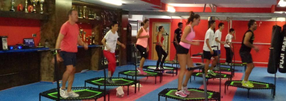 Foto 2 Oferta Gimnasio Ángel Ruiz Gym Las Rozas de Madrid - GymForLess