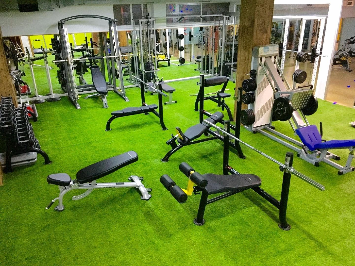 Foto 1 Oferta Gimnasio Ángel Ruiz Gym Las Rozas de Madrid - GymForLess