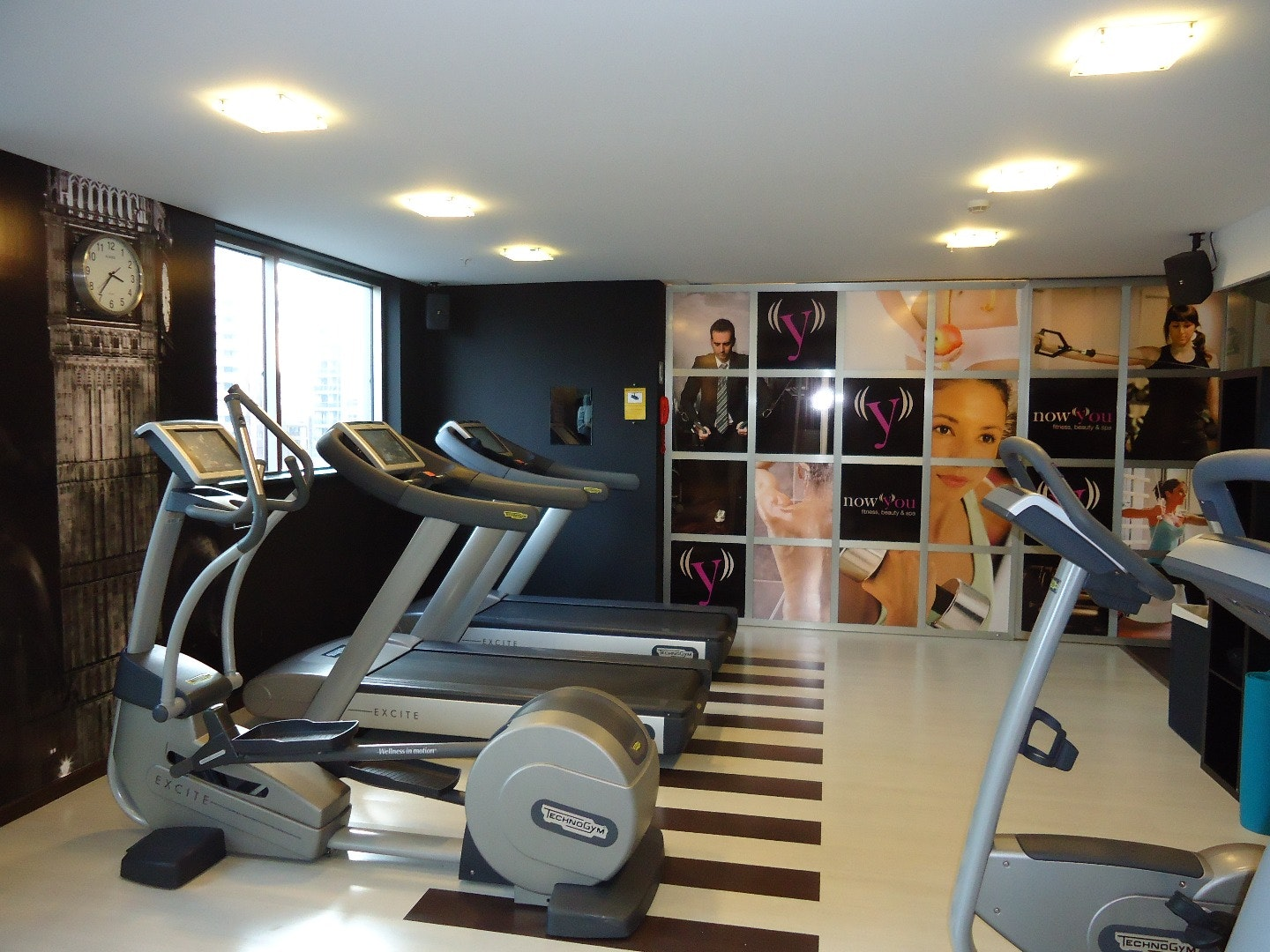 Foto 1 Oferta Gimnasio NOW YOU FITNESS SPA & BEAUTY Valencia - GymForLess