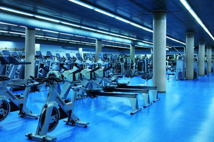 oferta gimnasio holmes place europolis les corts barcelona