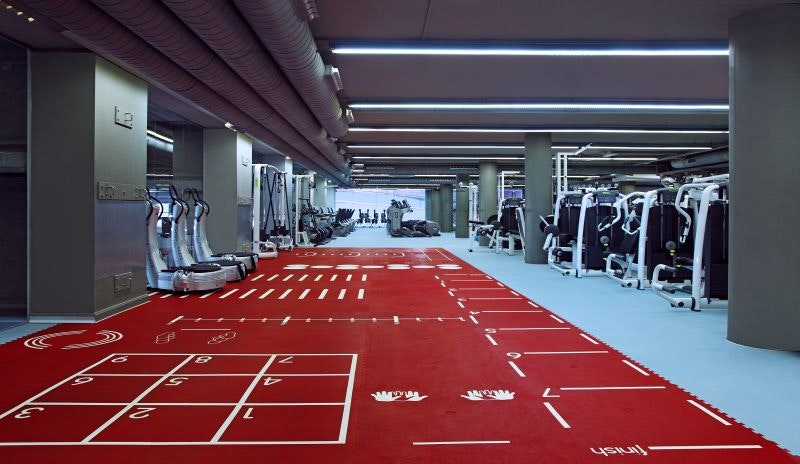Picture 2 Deals for Gym Holmes Place Europolis Sardenya Barcelona