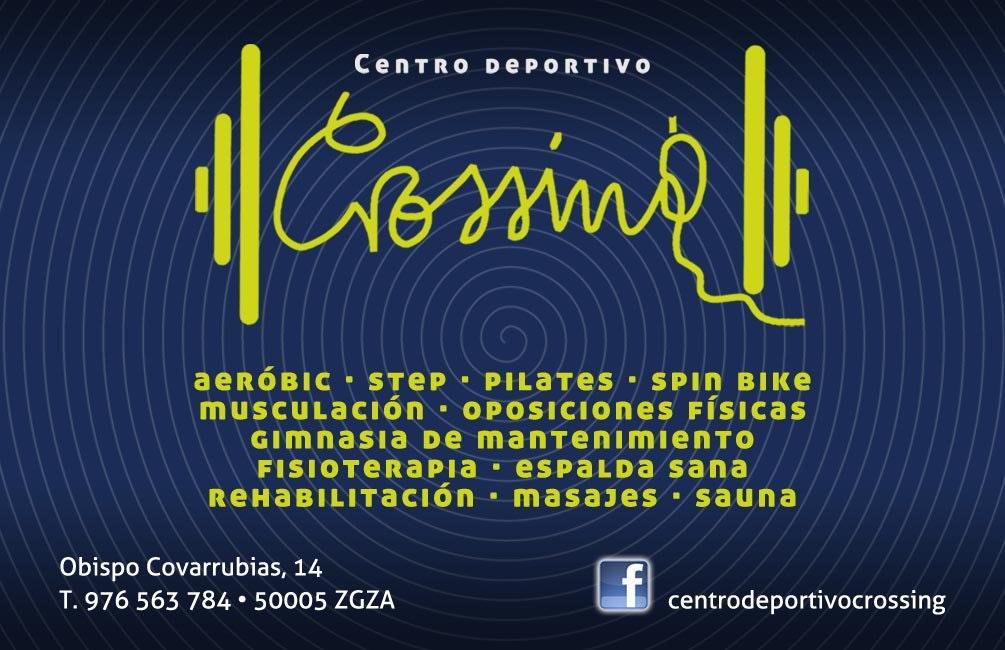 Foto 2 Oferta Centro Deportivo Crossing Zaragoza {2} - GymForLess