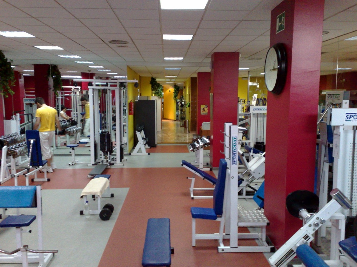 oferta gimnasio sportoday fitness center madrid gymforless