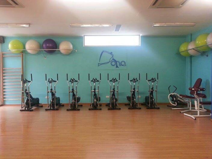 Oferta gimnasio dona fitness bdn badalona gymforless for Gimnasio badalona