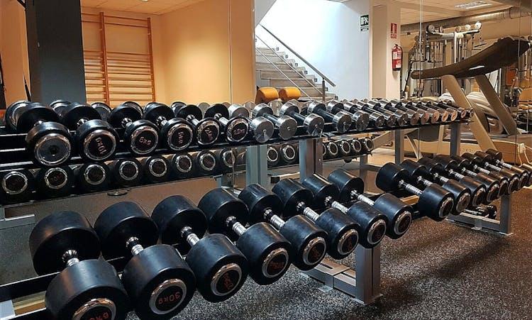 Gym Retiro Sur