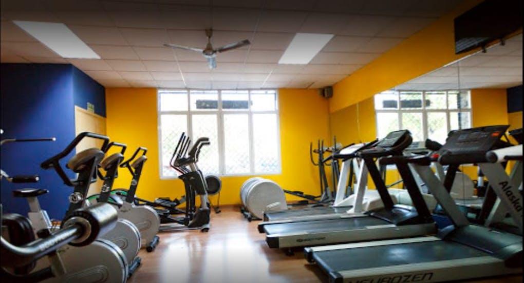 Antártida Gym