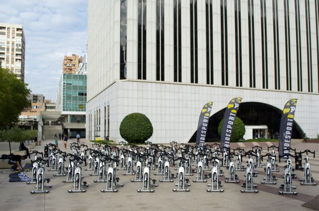 Foto 2 Oferta PaideSport Torre Picasso Madrid {2} - GymForLess