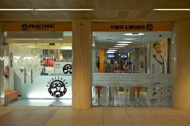 Foto 4 Oferta PaideSport Torre Picasso Madrid {2} - GymForLess