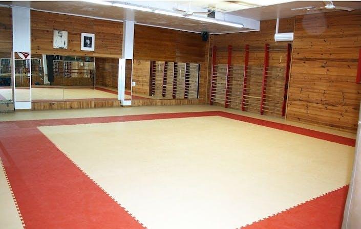 Oferta gimnasio club karate kan zaragoza gymforless for Gimnasio zaragoza
