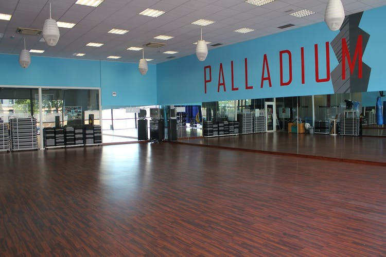 Gimnasio Palladium