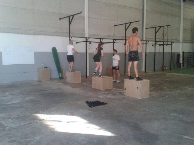 Foto 1 Oferta CrossFit Olimpo Torremolinos Torremolinos {2} - GymForLess