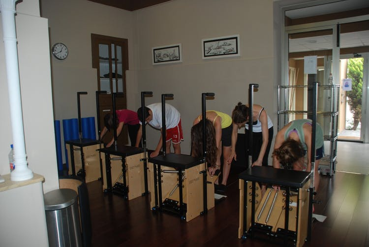 Karoon Rocafort Pilates Máquina