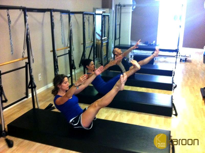 Foto 2 Oferta Karoon K4 Pilates Suelo Valencia {2} - GymForLess