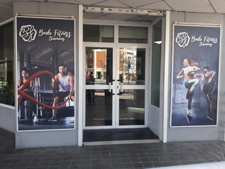 Body Fitness Training Torrejón