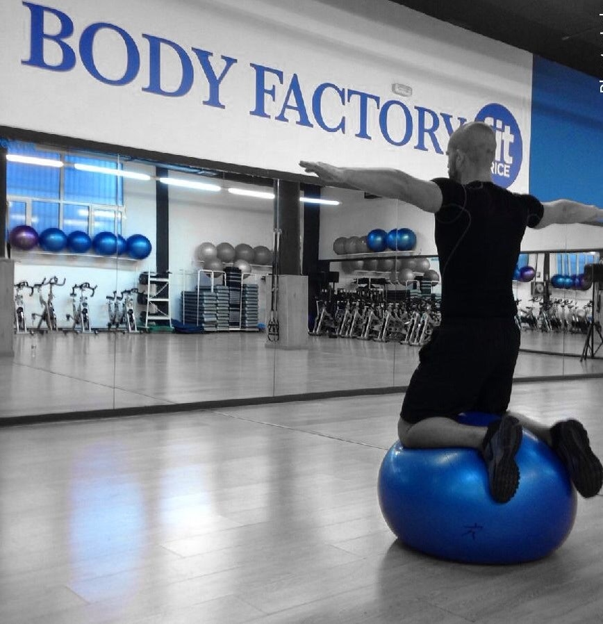 Foto 4 Oferta Body Factory Pasillo Verde Madrid {2} - GymForLess