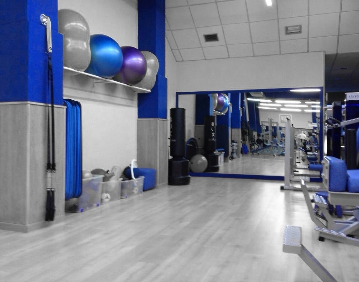 Body Factory Pasillo Verde