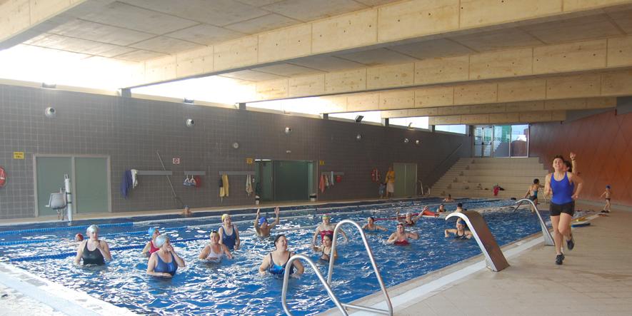 Oferta gimnasio cem l 39 espanya industrial barcelona for Gimnasio con piscina granada