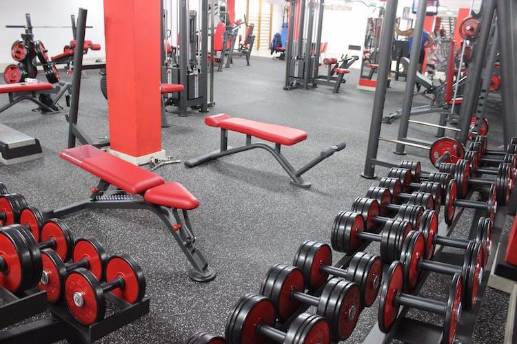 Eixample Fitness