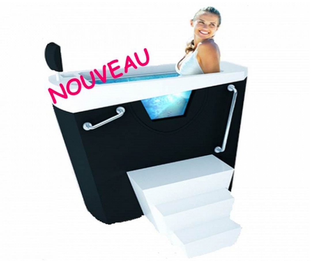 Aquabiking Lady Fitness Conflans