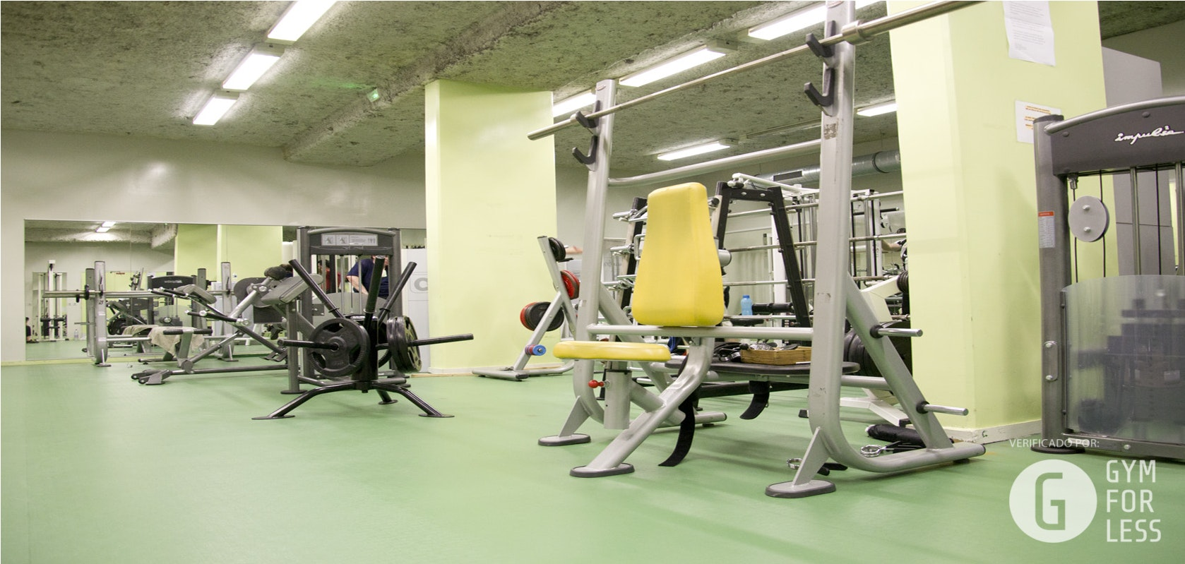 Photo 3 Les meilleurs tarifs  et activités pour le centre Salle Pelleport Paris Sport Club Paris
