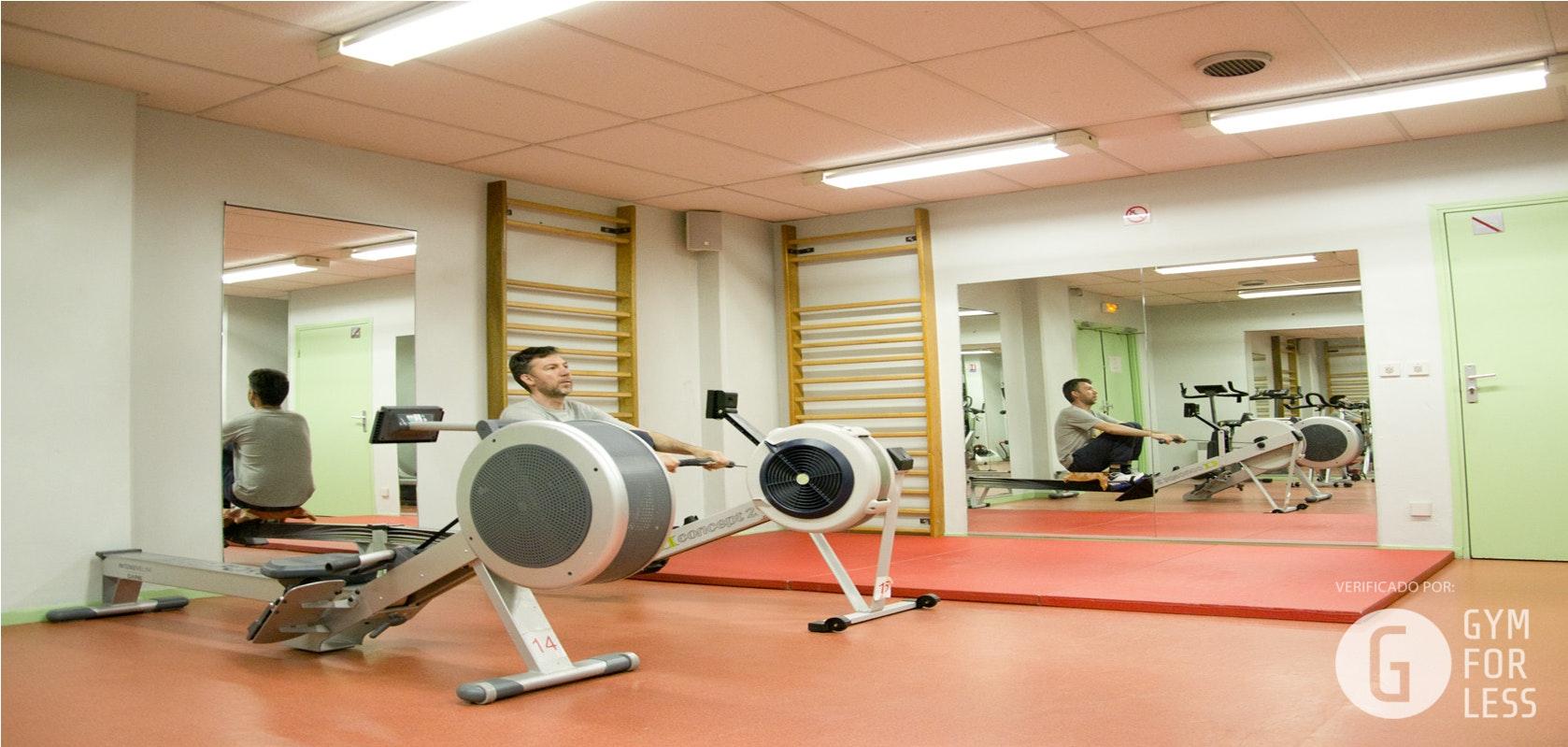 Photo 2 Les meilleurs tarifs  et activités pour le centre Salle Pelleport Paris Sport Club Paris