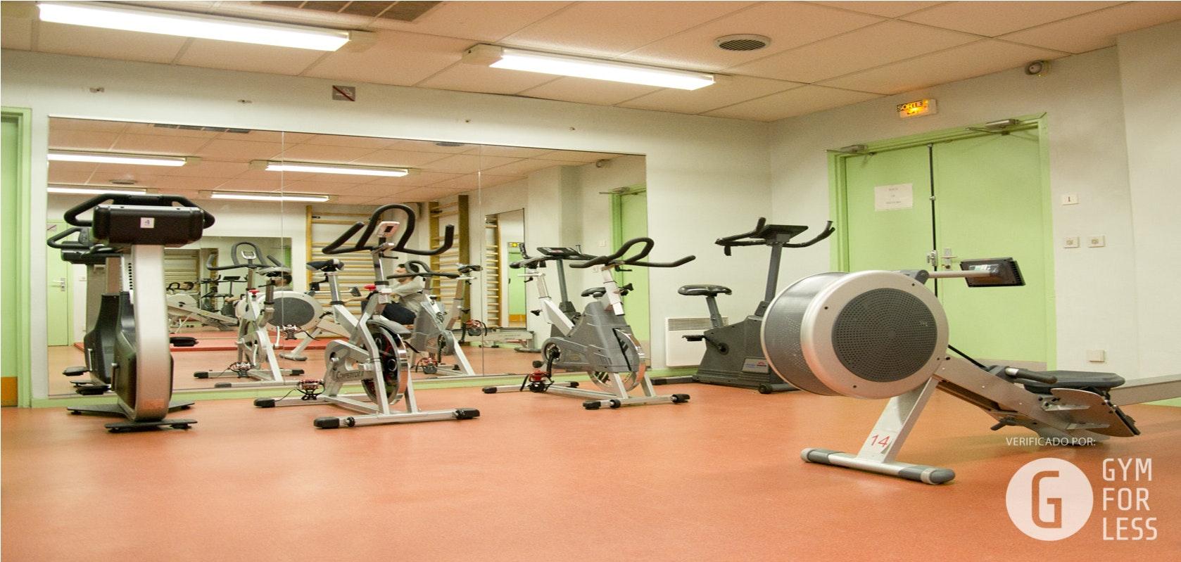 Photo 0 Les meilleurs tarifs  et activités pour le centre Salle Pelleport Paris Sport Club Paris