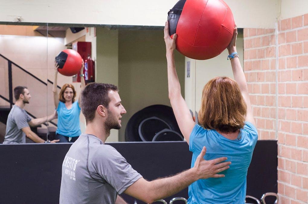 Benefits gym