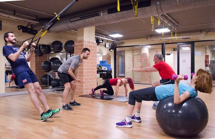 Oferta gimnasio benefits gym madrid gymforless for Gimnasio 4 caminos