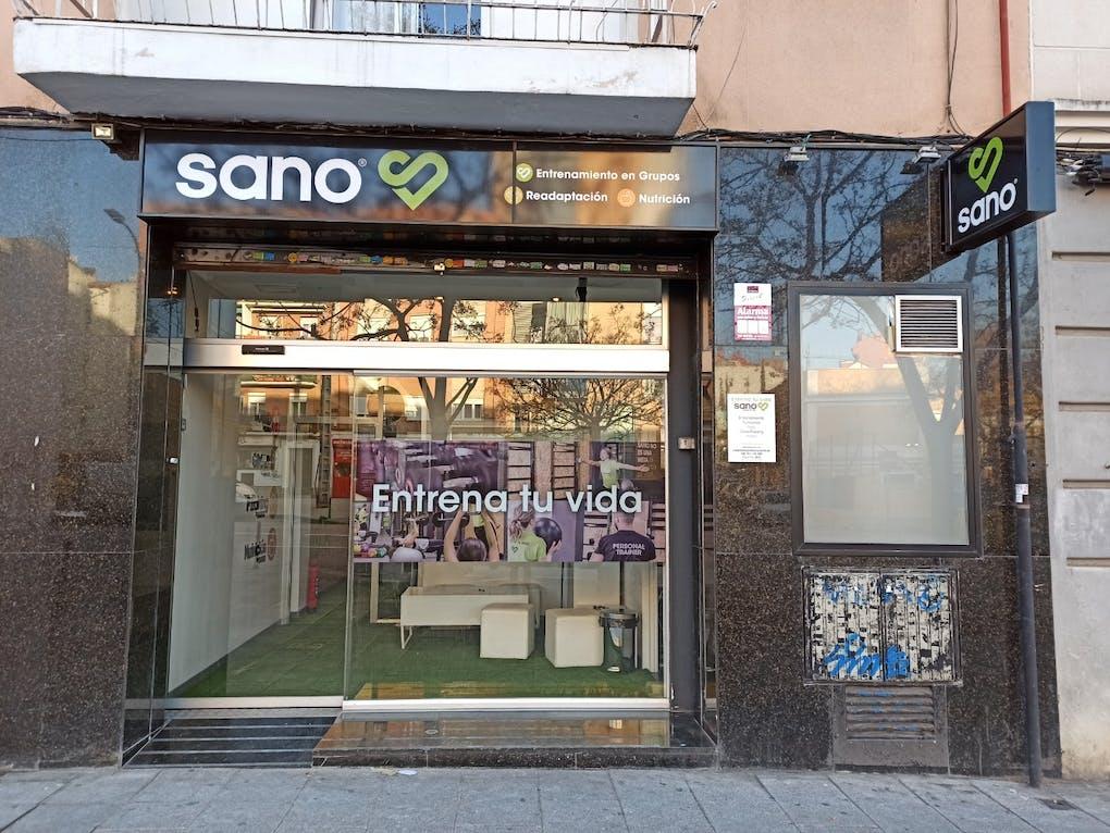 Sano Madrid Tetuán