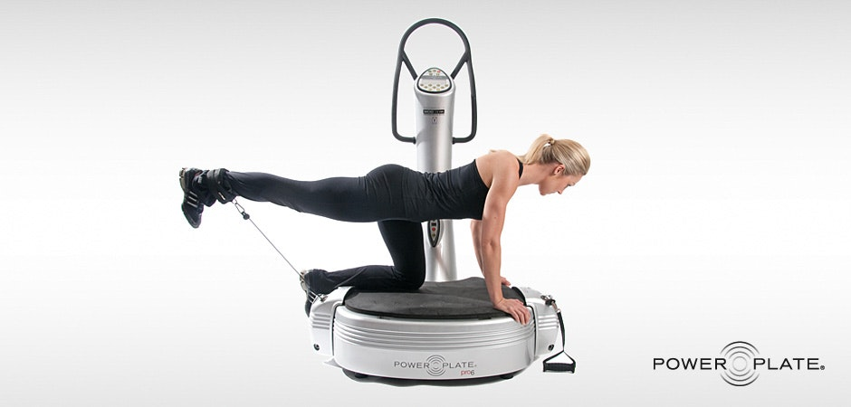 Cap Detente Power Plate