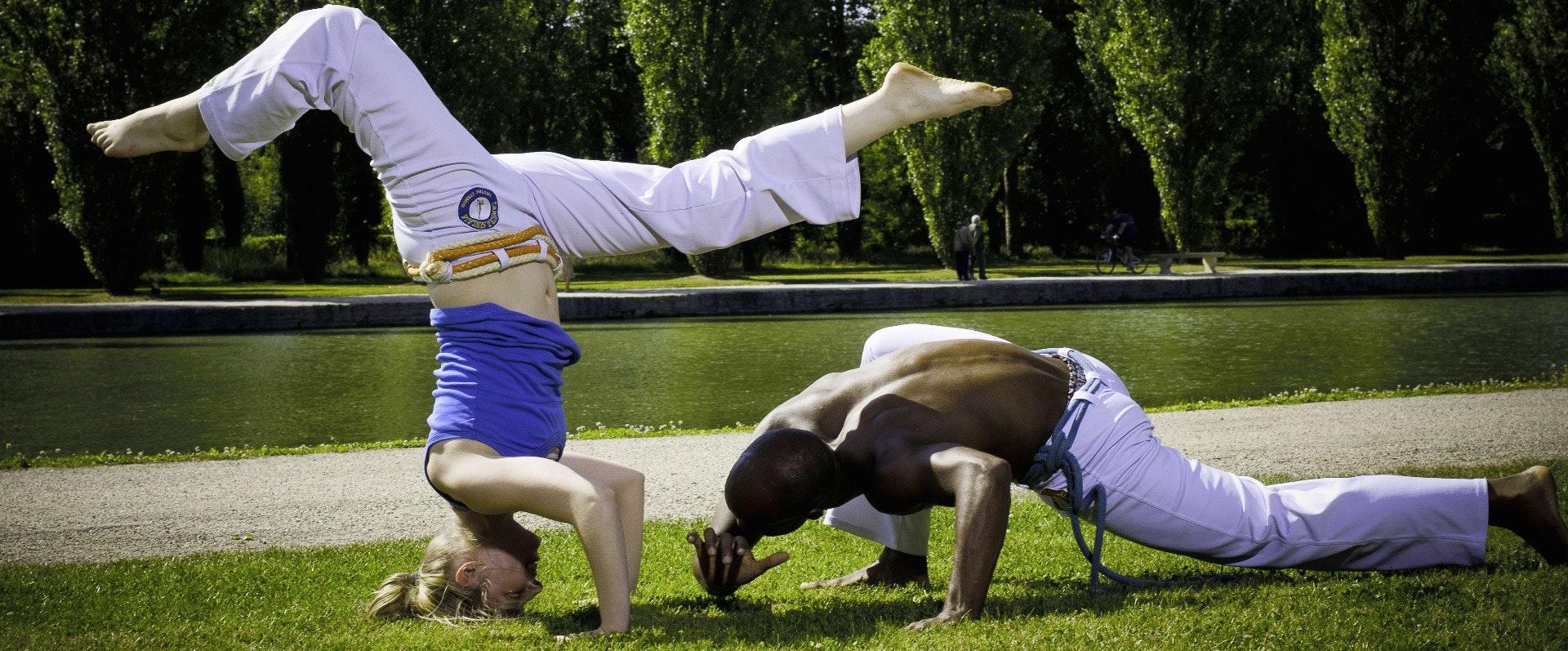 Jogaki Capoeira Bastille
