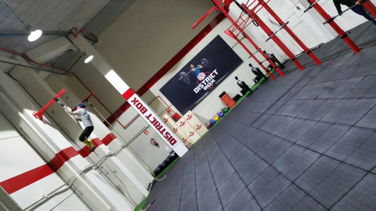 Crossfit District Box