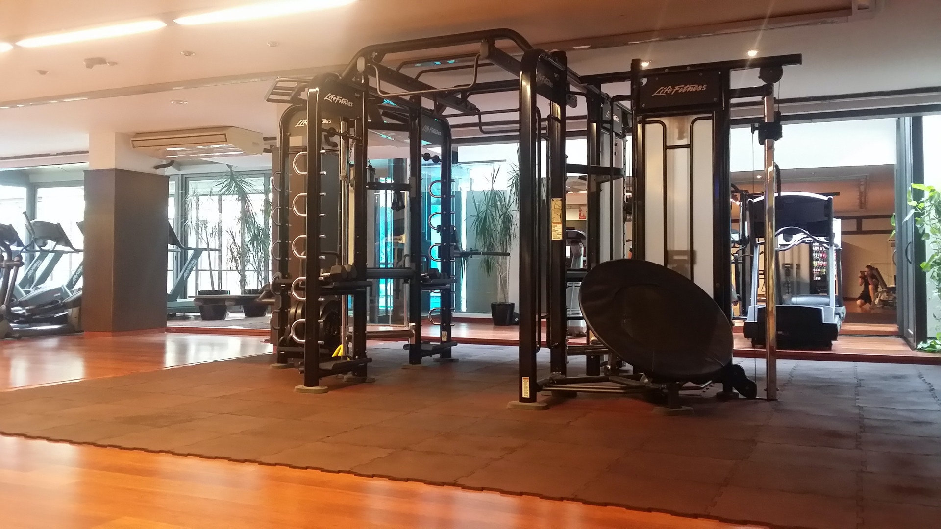Foto 9 Oferta Nick Spa & Sports Club Barcelona {2} - GymForLess