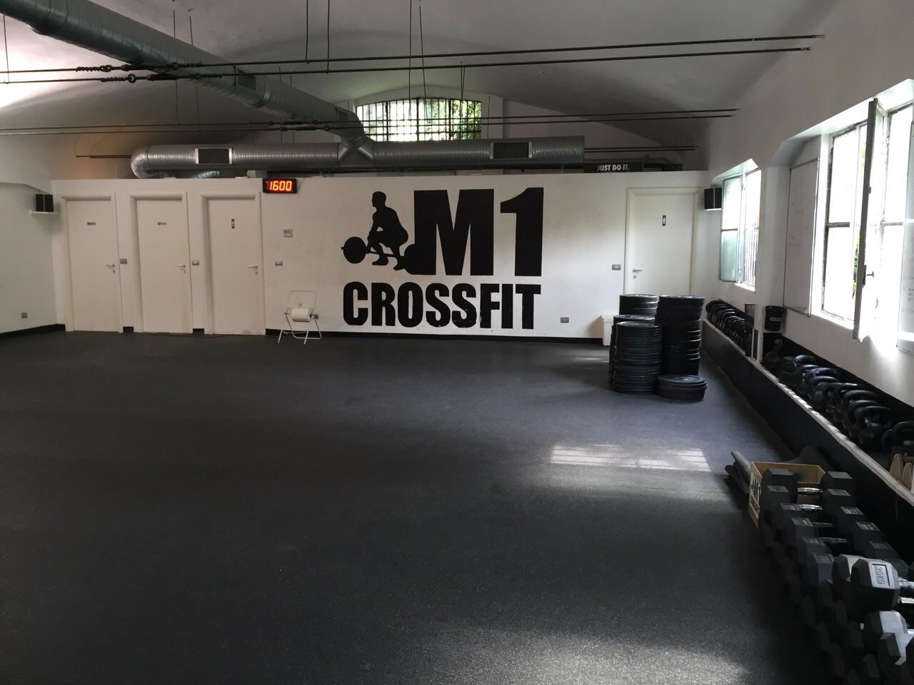 Offerta centro crossfit m1 milano for Burgo milano