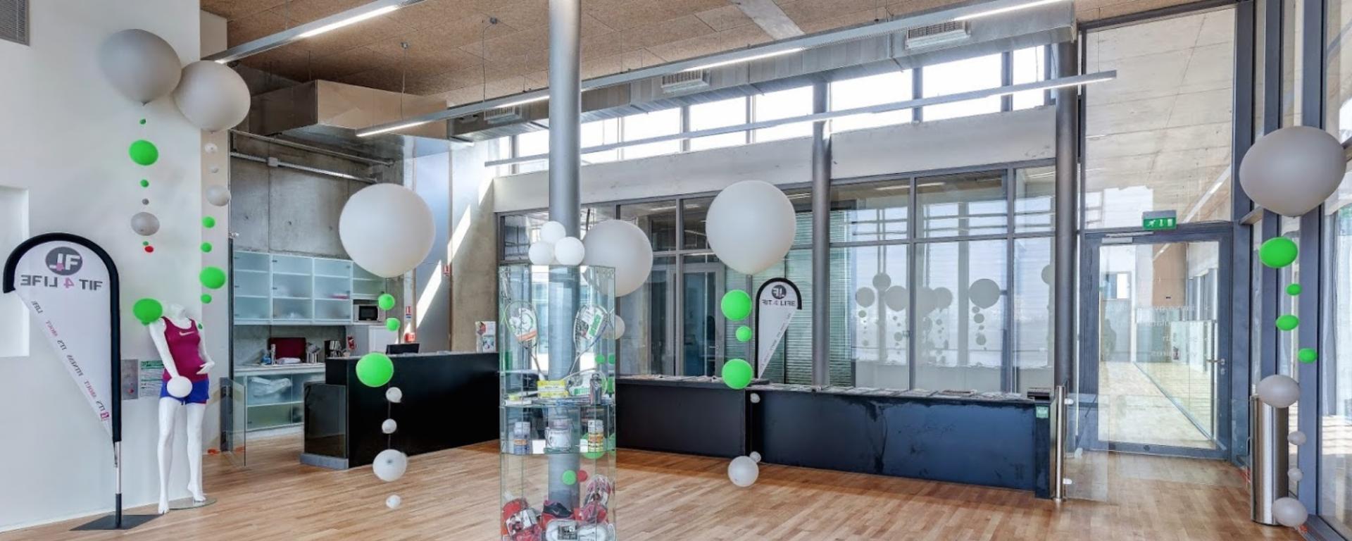 Photo 5 Les meilleurs tarifs  et activités pour le centre Espace Forme Jules Ladoumegue Paris