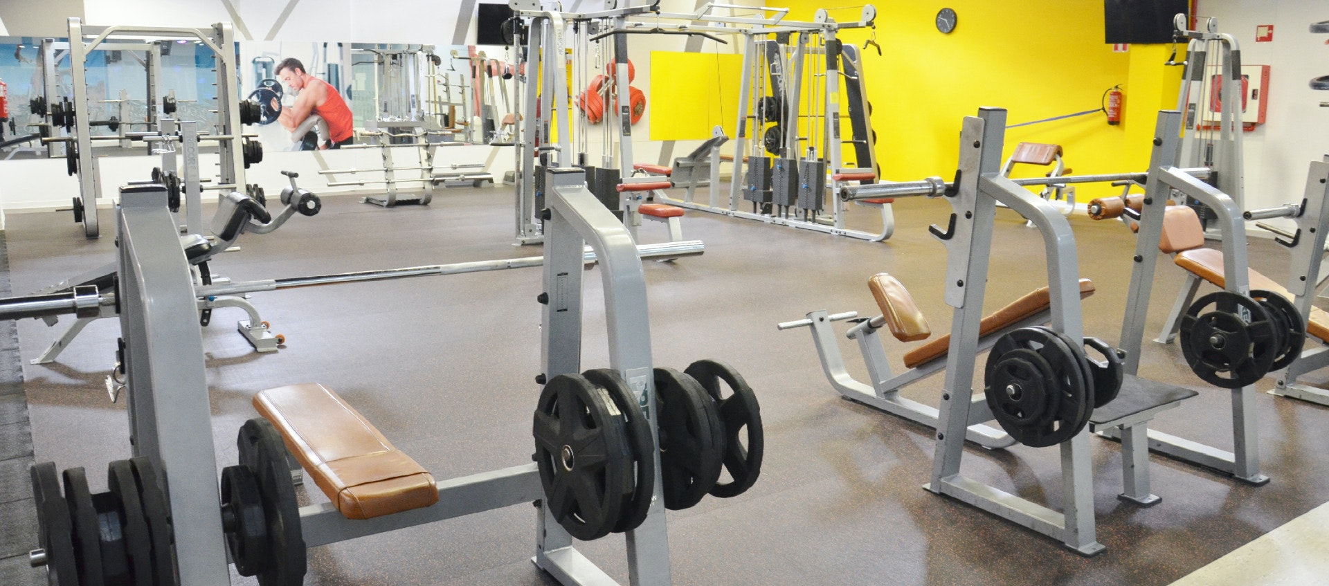 Foto 1 Oferta I-Fitness Las Palmas de Gran Canaria Las Palmas de Gran Canaria {2} - GymForLess