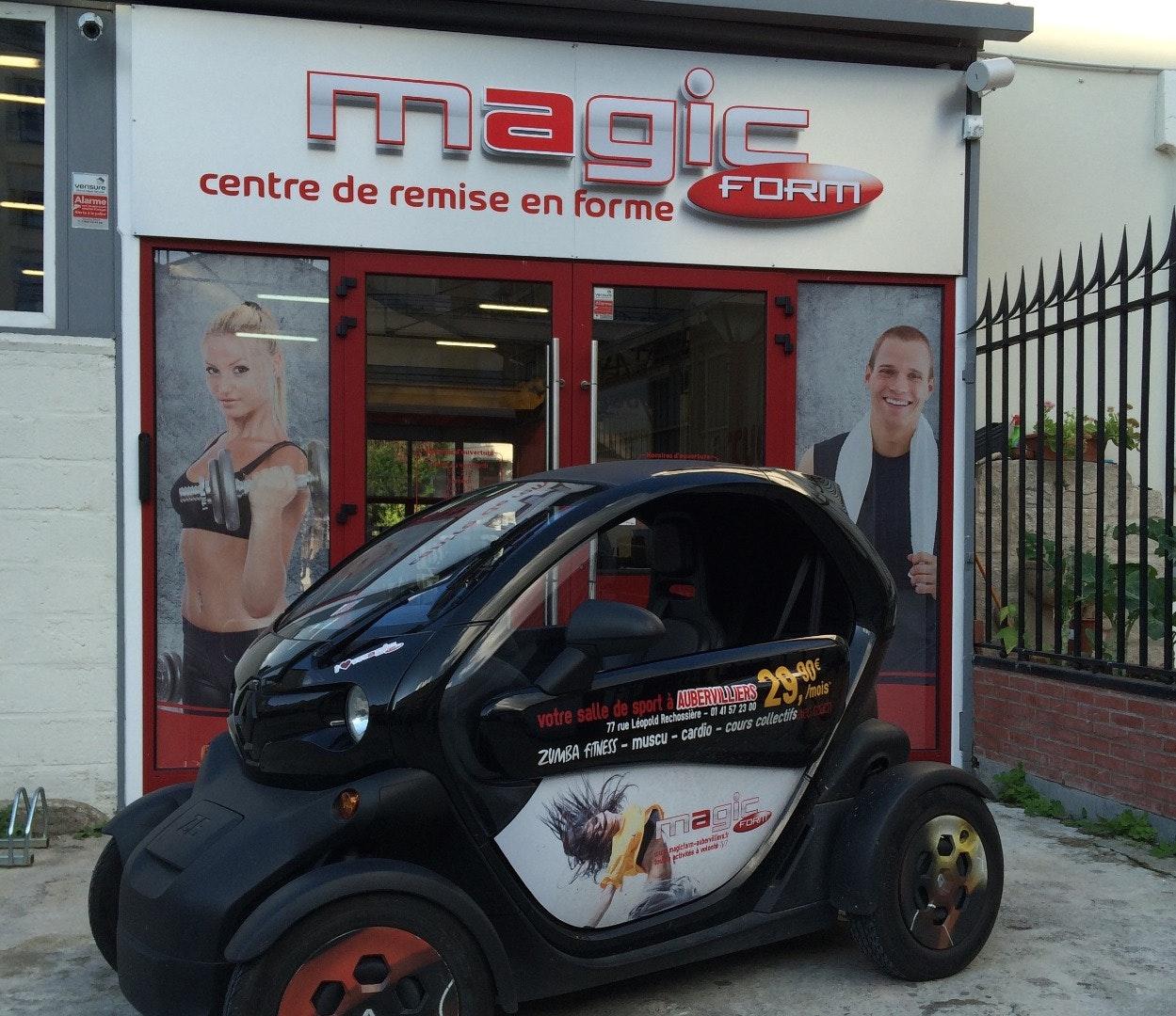 Photo 4 Les meilleurs tarifs  et activités pour le centre Magic Form Aubervilliers Aubervilliers