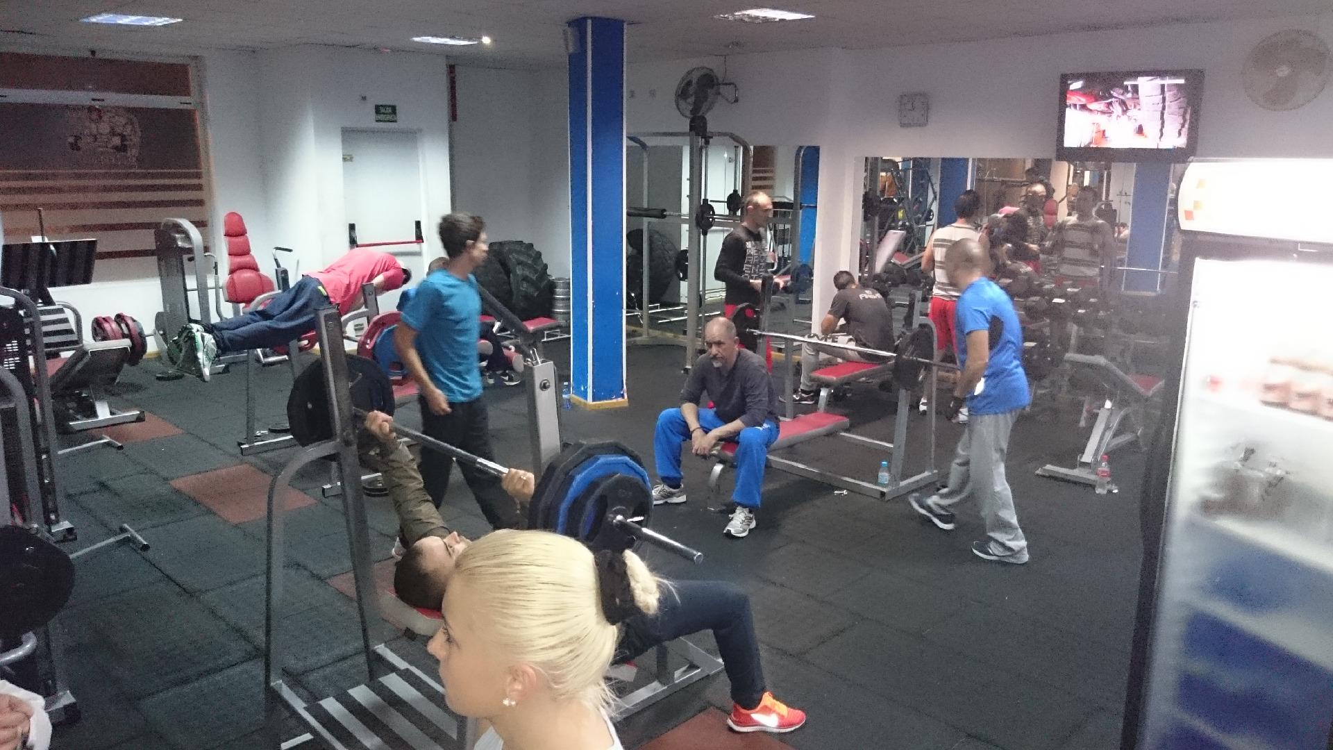 Oferta gimnasio roda sport humanes de madrid gymforless for Gimnasio xtreme burgos