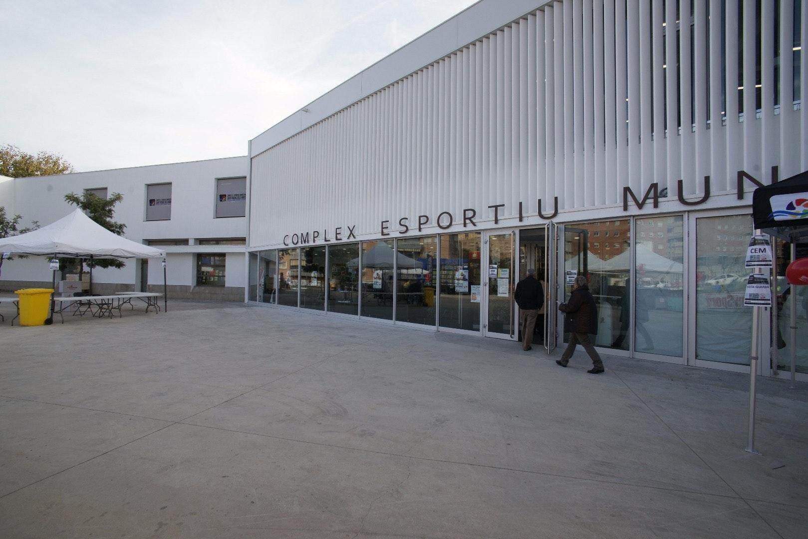 Photo 4 Les meilleurs tarifs  et activités pour le centre Sant Vicenç dels Horts {2}