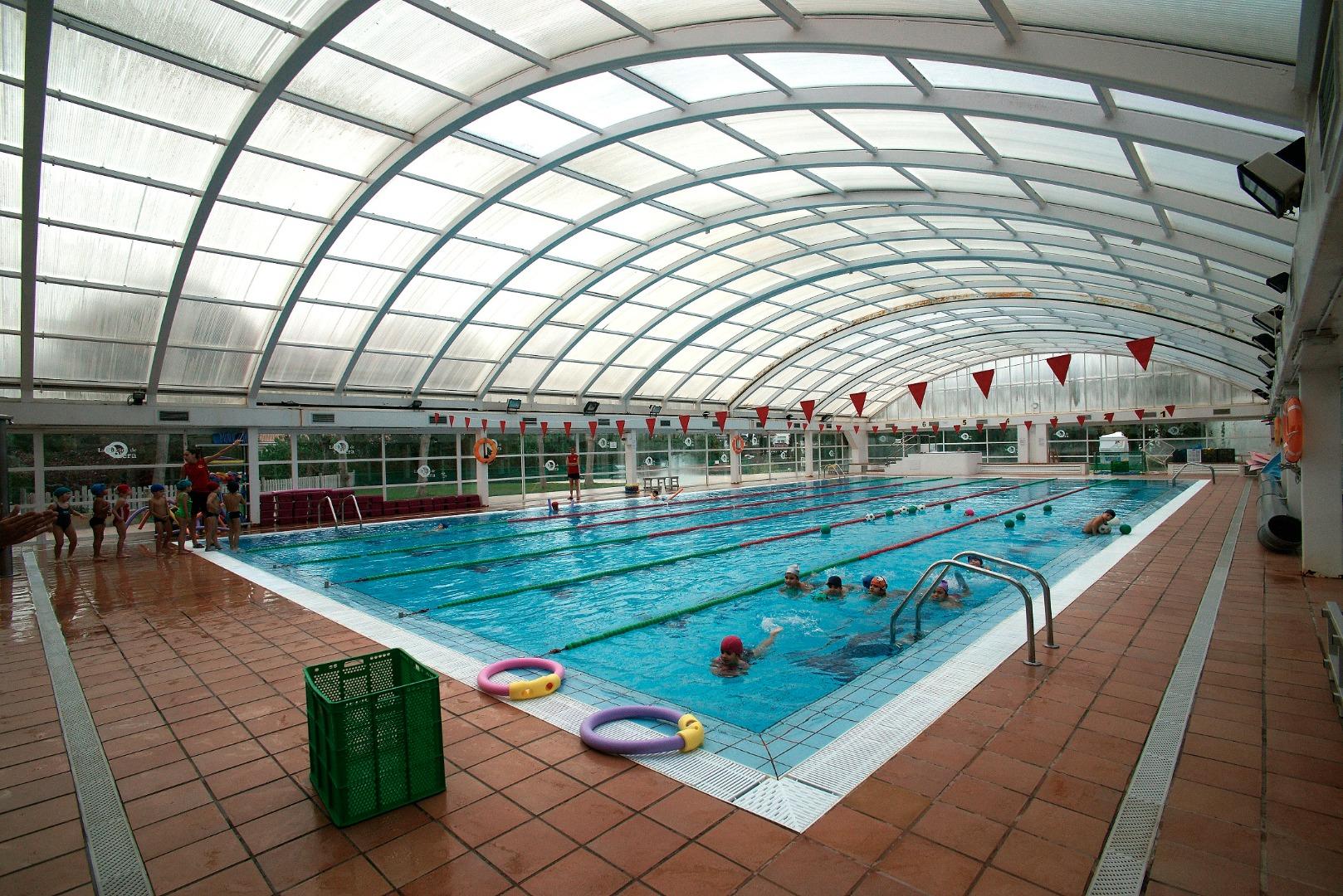 Oferta gimnasio la piscina de piera piera gymforless for Gimnasio piscina sevilla