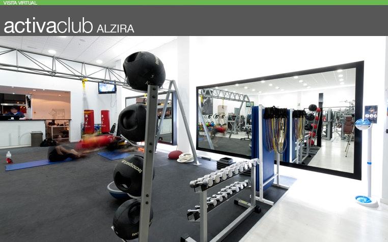 Foto 2 Oferta Activa club Alzira Alzira {2} - GymForLess
