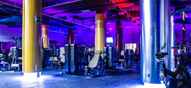 Foto 3 Oferta Nine Fitness Madrid {2} - GymForLess