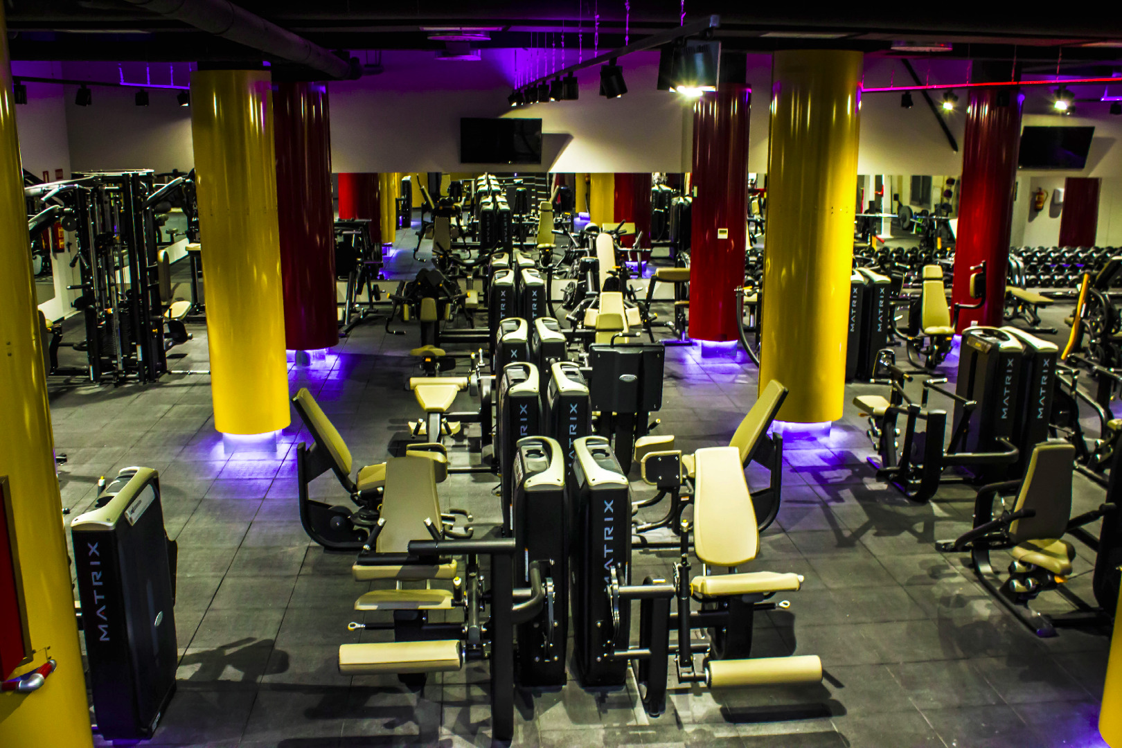 Oferta gimnasio nine fitness madrid gymforless for Gimnasio 24h madrid